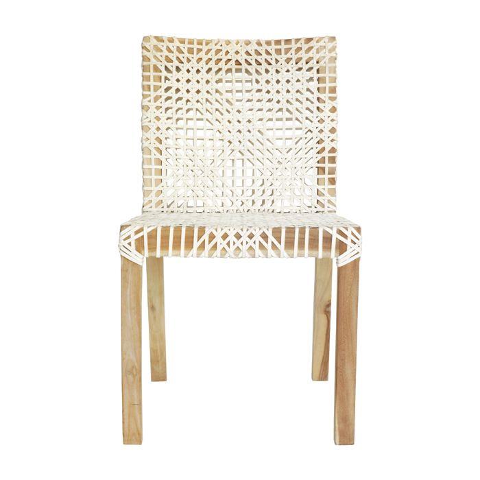 Kitchen Bar Fourways: Evon Dining Chair - Woven For Sale