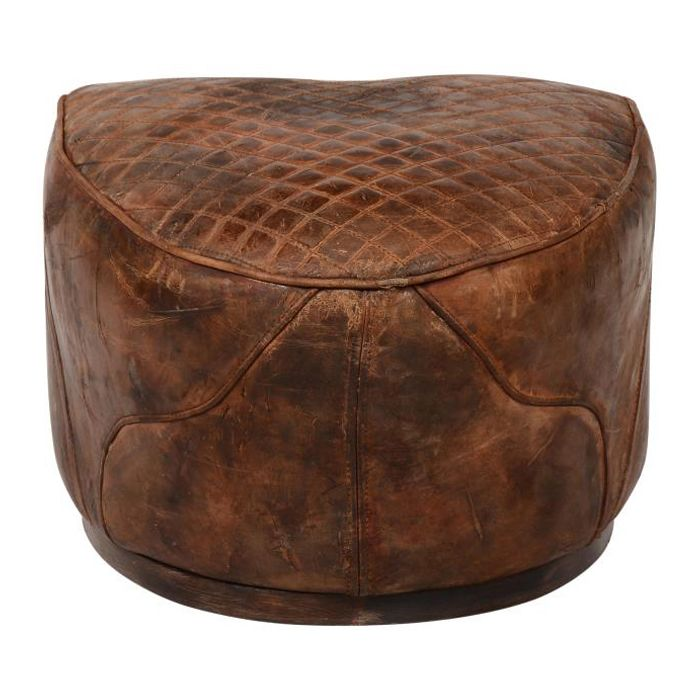 Amazing Saddle Footstool For Sale Weylandts South Africa Alphanode Cool Chair Designs And Ideas Alphanodeonline
