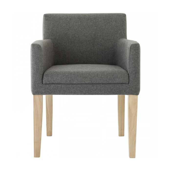 Rasusu Dining Chair Ash With Oak Legs For Sale Weylandts