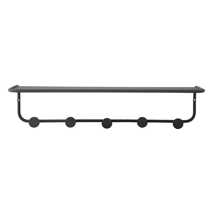 Eve Wall Mounted Shelf With Hooks For Sale Weylandts South Africa