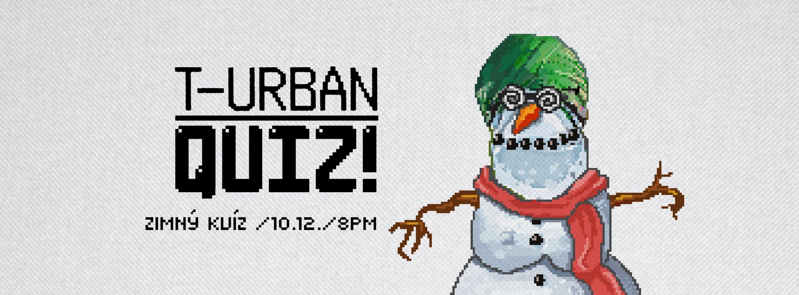Zimný Turban Quiz