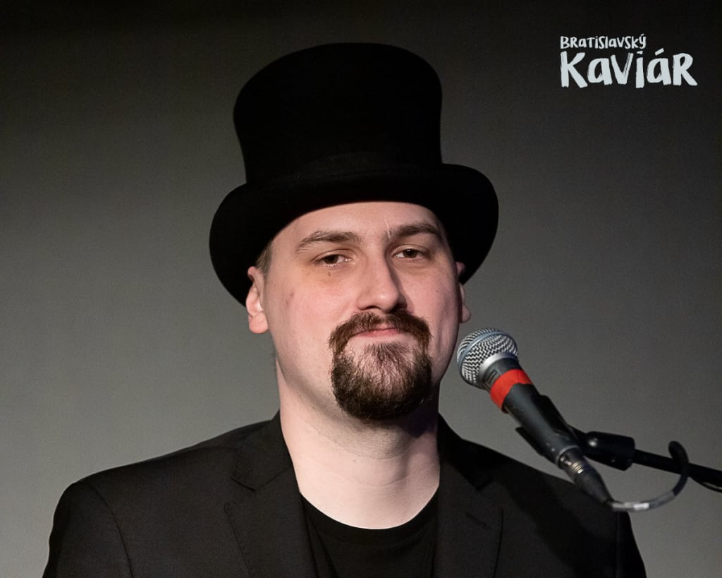 Dano Čistý, Bratislavský Kaviár