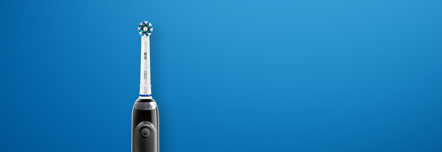 WHY UPGRADE TO AN ORAL-B ELECTRIC TOOTHBRUSH?