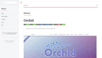 Orchid Editorial