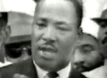 יש לי חלום – מרטין לותר קינג