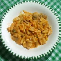 Cavatelli of Apulia forest