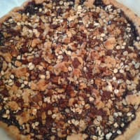 Crostatacrumble con mermelada