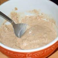 Rollos de calabacín en salsa de atún paso 2
