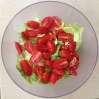 Insalata greca all'italiana step 2