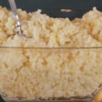 bolas de arroz paso 2