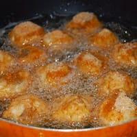 bolas de arroz paso 4