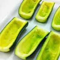 Zucchine ripiene step 2