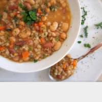 sabores de sopa de otoño