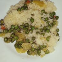 Couscous With Vegetables