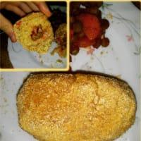 arancini gluten vegana sin