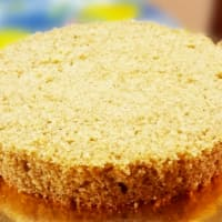 Sponge cake without eggs, for soft cakes