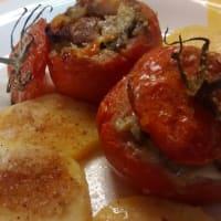 Pomodori ripieni con ratatouille