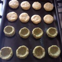 Hamburguesa de queso con verduras paso 8