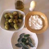 bruselas salsa brotes y salvia paso 2