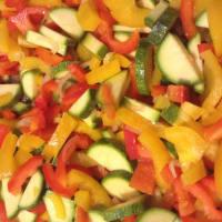 pastel de cuscús con verduras paso 11