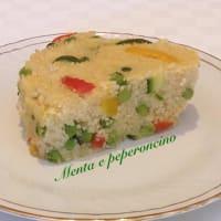 Torta cuscus con verdure step 17