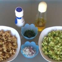 quinua y verduras torta paso 6