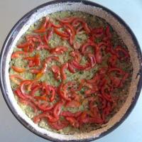 quinua y verduras torta paso 14