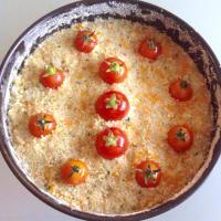 quinua y verduras torta paso 15