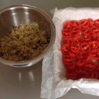 tomates cherry rellenos de quinua paso 5