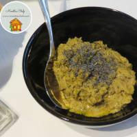 Hummus di cicerchie senza aglio