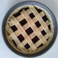 Crostata di ciliegie step 6