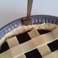 Crostata di ciliegie step 7