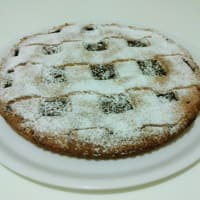 Crostata di ciliegie step 9