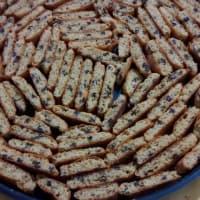 Biscotti frolli al cioccolato con profumo di arancia step 8