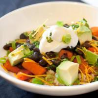 Chipotle nell'insalata