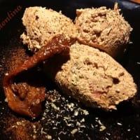 pastelería salada: bizcochos salados veganos paso 1
