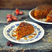 Anelletti siciliani con zucca e noci pecan