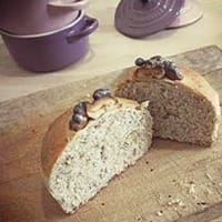 Panificando with Giorilli: walnut bread