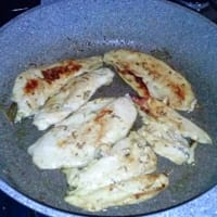 Pollo ai peperoni step 2