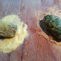 espinacas al horno crocchè paso 3