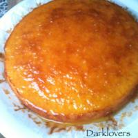 Pastel de naranja paso 14