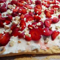 ricotta girella y fresas paso 7