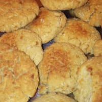 Biscottini al cocco gluten free vegan