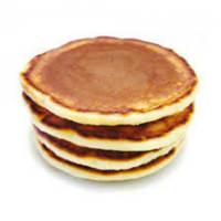 proteínas y ligeras Pancakes