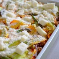 Lasagna primavera step 10