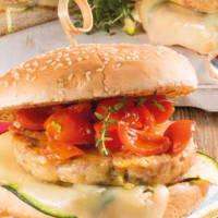 Burger di pollo