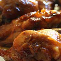 pimentón de pollo caramelizada