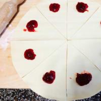 Croissant di pasta sfoglia step 3
