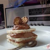 Dessert philadelphia e nutella