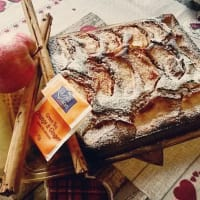 Inglese garden tea cake